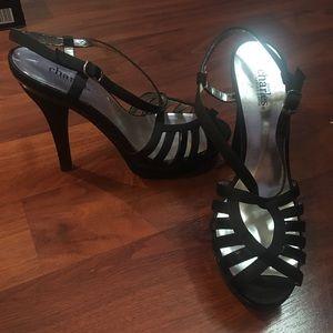 Charles by Charles David black heels